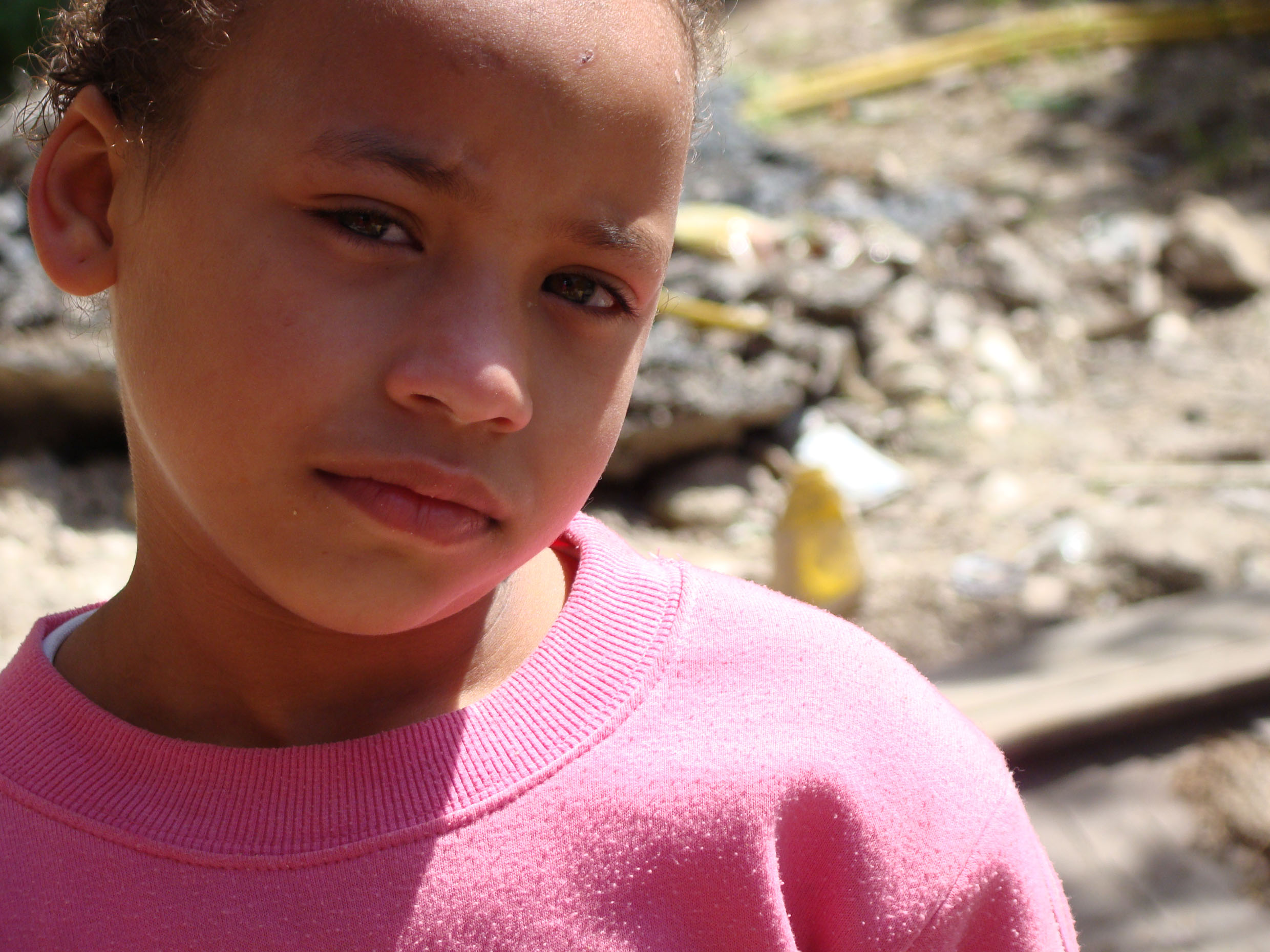 I have the right to childhood - Mariam (15)